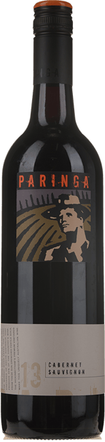 ARH AUSTRALIAN WINE CO. Paringa Cabernet Sauvignon, South Australia 2013