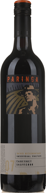 ARH AUSTRALIAN WINE CO. Paringa David Hickinbotham Cabernet, South Australia 2007