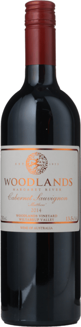 WOODLANDS Matthew Cabernet Sauvignon, Margaret River 2014