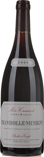 MEO-CAMUZET FRERE & SOEURS, Chambolle-Musigny 2008