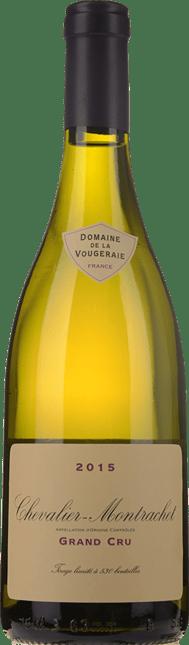 DOMAINE DE LA VOUGERAIE, Chevalier-Montrachet 2015