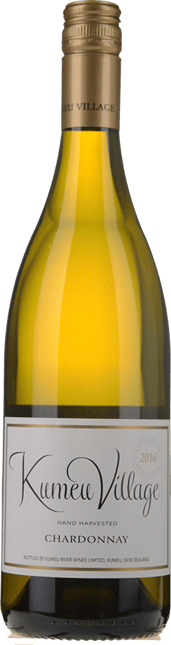 KUMEU RIVER WINES Village Chardonnay, Auckland 2016