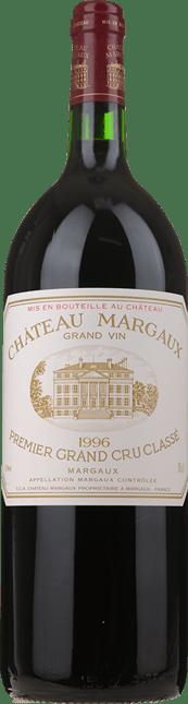 CHATEAU MARGAUX 1er cru classe, Margaux 1996