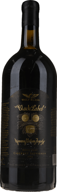 WOLF BLASS WINES Black Label, South Australia 1998