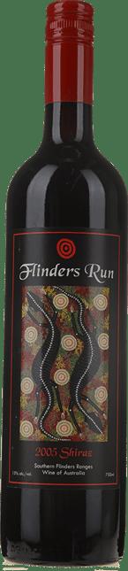 SOUTHERN FLINDERS RANGES ESTATE Flinders Run Shiraz, Baroota 2005