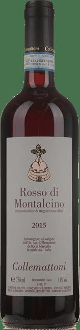 COLLEMATTONI, Rosso di Montalcino DOC 2015