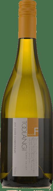 TOOLANGI VINEYARDS F Block Chardonnay, Yarra Valley 2011