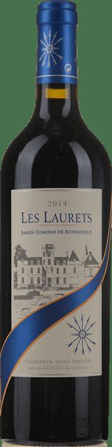 BARON EDMOND DE ROTHSCHILD Les Laurets, Puisseguin-St-Emilion 2014