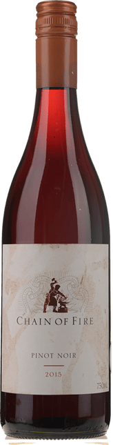 OATLEY WINES Chain of Fire Pinot Noir, Australia 2015