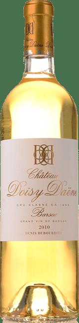 CHATEAU DOISY-DAENE 2me cru classe, Sauternes-Barsac 2010