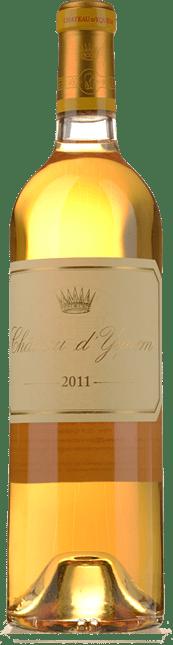 CHATEAU D'YQUEM 1er cru superieur, Sauternes 2011
