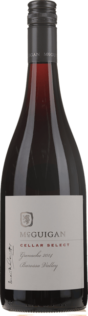 MCGUIGAN WINES Cellar Select Grenache, Barossa Valley 2014