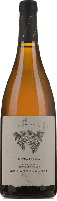 PETALUMA Tiers Chardonnay, Piccadilly Valley 2001