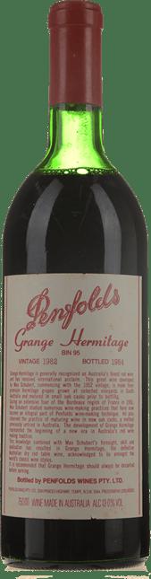 PENFOLDS Bin 95--Grange Shiraz, South Australia 1982