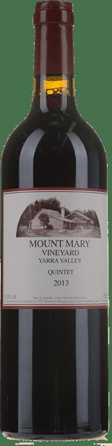 MOUNT MARY Quintet Cabernet Blend, Yarra Valley 2013