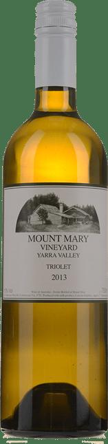 MOUNT MARY Triolet Semillon Sauvignon Blanc Muscadelle, Yarra Valley 2013