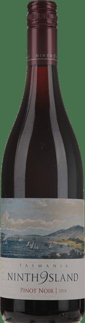 NINTH ISLAND Pinot Noir, Northern Tasmania 2014