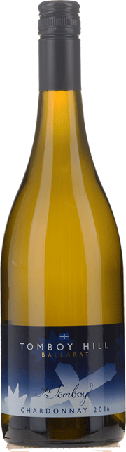 TOMBOY HILL VINEYARD The Tomboy Chardonnay, Central Victoria 2016