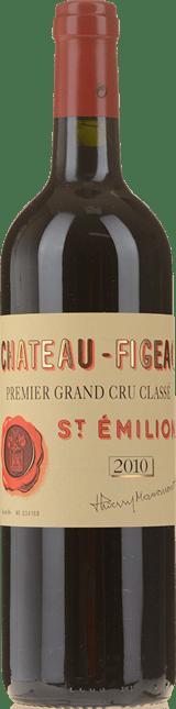 CHATEAU FIGEAC 1er grand cru classe (B), St-Emilion 2010