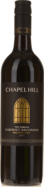 CHAPEL HILL The Parson Cabernet, McLaren Vale 2017