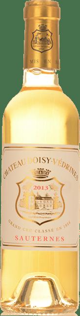 CHATEAU DOISY-VEDRINES 2me cru classe, Sauternes-Barsac 2013