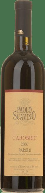 PAOLO SCAVINO Carobric, Barolo DOCG 2007