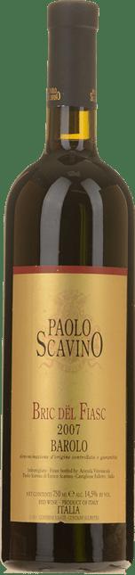 PAOLO SCAVINO Bric Del Fiasc, Barolo DOCG 2007