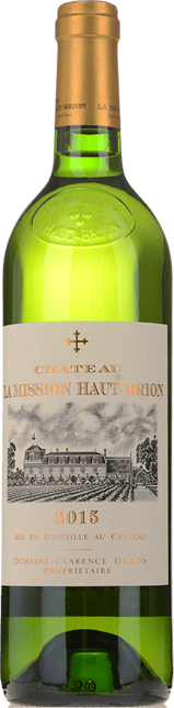 CHATEAU LA MISSION HAUT-BRION Blanc, Graves 2015