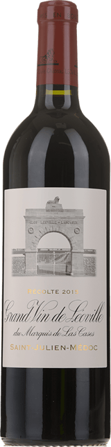 CHATEAU LEOVILLE-LAS-CASES 2me cru classe, St-Julien 2015