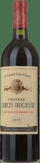 CHATEAU LARCIS-DUCASSE 1er grand cru classe (B), St-Emilion 2015