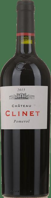 CHATEAU CLINET, Pomerol 2015