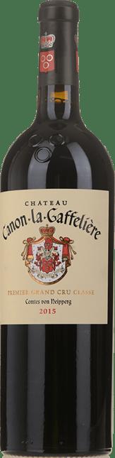 CHATEAU CANON-LA-GAFFELIERE 1er grand cru classe (B), St-Emilion 2015