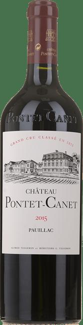 CHATEAU PONTET-CANET 5me cru classe, Pauillac 2015