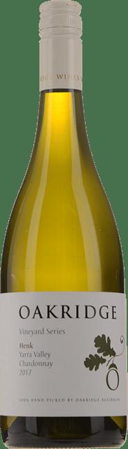 OAKRIDGE WINES Vineyard Series Henk Chardonnay, Yarra Valley 2017