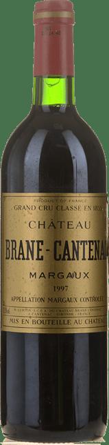 CHATEAU BRANE-CANTENAC 2me cru classe, Cantenac-Margaux 1997