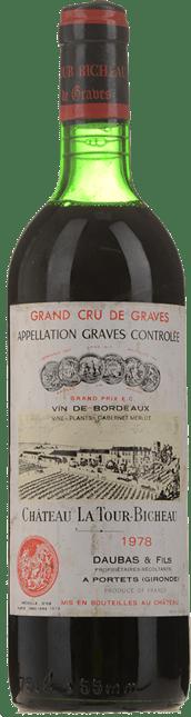 CHATEAU LA TOUR BICHEAU, Graves 1978