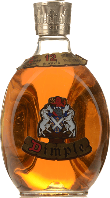 HAIG Dimple 12 Year Old Deluxe 40% ABV, Scotland NV