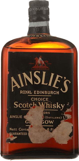 AINSLIES Scotch Whisky NV