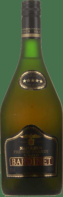 BARDINETTE 5 Star V.S.O.P. 40% ABV Napoleon Brandy NV