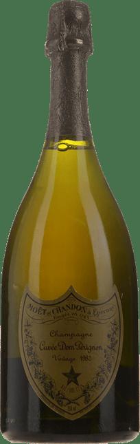 MOET & CHANDON Cuvee Dom Perignon Brut, Champagne 1982