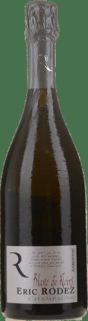 CHAMPAGNE ERIC RODEZ Ambonnay Blanc de Noirs, Champagne NV