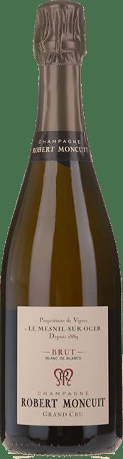 ROBERT MONCUIT Le Mesnil Sur Oger Grand Cru, Champagne NV