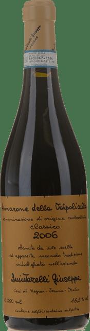 QUINTARELLI Classico, Amarone della Valpolicella DOCG 2006