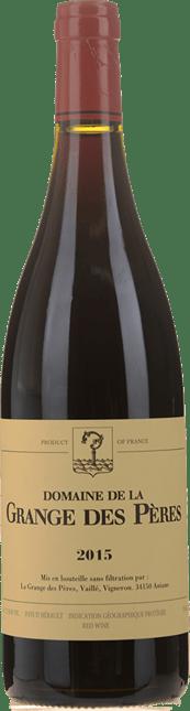 DOMAINE DE LA GRANGE DES PERES Syrah, Vin de Pays de L'Herault 2015
