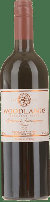 WOODLANDS Russell Cabernet Sauvignon, Margaret River 2015