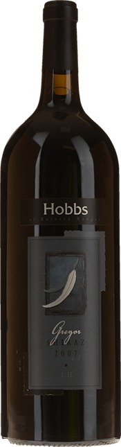 HOBBS Gregor Shiraz, Barossa Valley 2007
