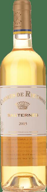 CHATEAU RIEUSSEC Carmes de Rieussec, Sauternes 2015