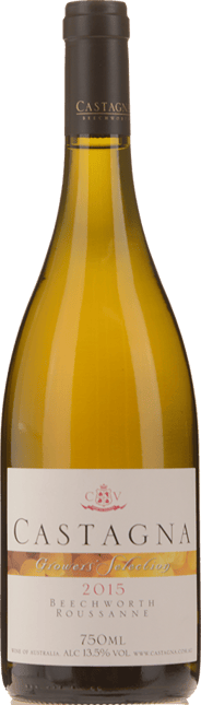 CASTAGNA Growers Selection Roussanne, Beechworth 2015