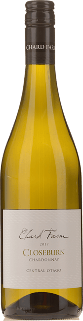 CHARD FARM VINEYARD Closeburn Chardonnay, Central Otago 2017