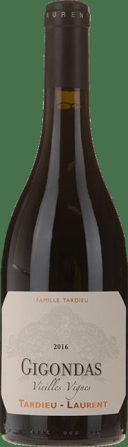 TARDIEU-LAURENT Vieilles Vignes, Gigondas 2016